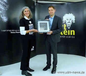 Carl-Zeiss-Stiftung unterstützt Initiative für Albert Einstein Discovery Center in Ulm mit 70 000 Euro