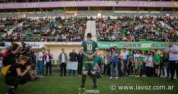 Las mejores fotos del retiro de Juan Pablo Francia en Sportivo Belgrano | Mundo D - La Voz del Interior