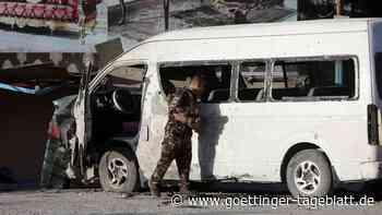 Geld, Kleidung, Landbesitz: Taliban würdigen Selbstmordattentäter