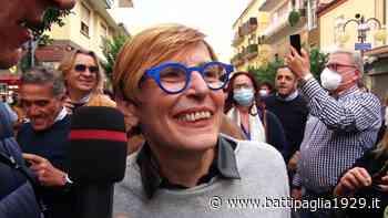 Battipaglia. Cecilia Francese riconfermata sindaca al ballottaggio (video) - Battipaglia 1929