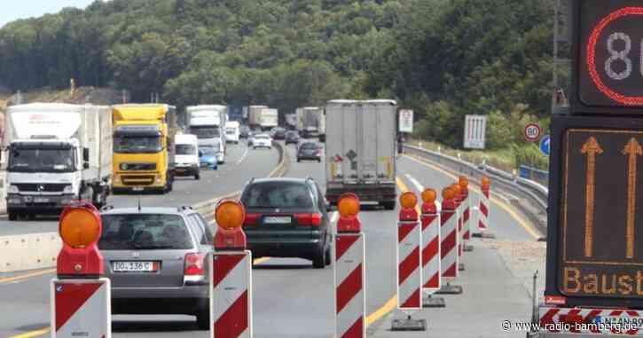 ADAC warnt vor vollen Straßen am Wochenende: Baustellen