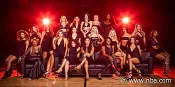 HEAT Dancers: Opening Night Mood