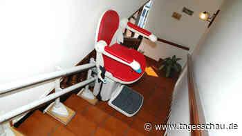 BGH entscheidet: Auch bei Treppenliften gilt Widerrufsrecht