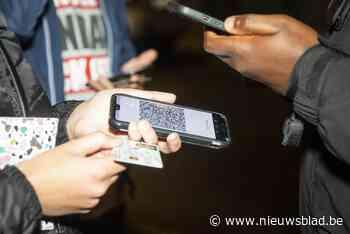 Wevelgem voert Covid Safe Ticket in voor indoor evenementen met meer dan 100 bezoekers