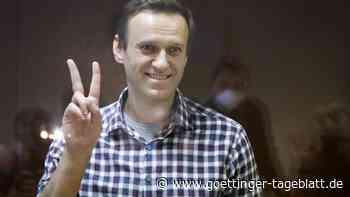 Alexej Nawalny bekommt Sacharow-Preis des Europäischen Parlaments