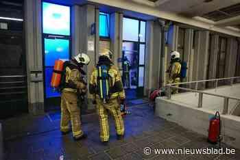 140 uur werkstraf voor 18-jarige die brand stichtte in station