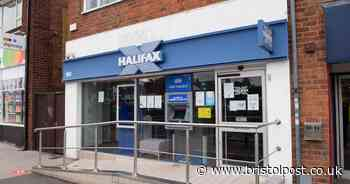 Halifax Bristol branch to close as Lloyds culls 48 branches - 178 jobs will be cut