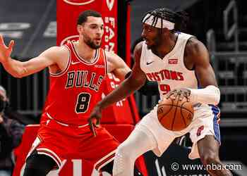 Chuck Checks In: Bulls open season in Detroit