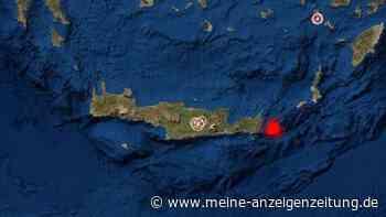 Kreta: Starkes Erdbeben erschüttert Ferieninsel