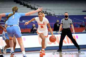 Where is Syracuse women's basketball picked to finish in ACC preseason poll? - syracuse.com