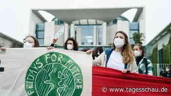 Klimaaktivisten erhöhen Druck auf Ampel-Parteien