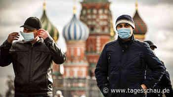 Coronavirus-Pandemie: ++ Putin ruft einwöchige arbeitsfreie Zeit aus ++ - tagesschau.de