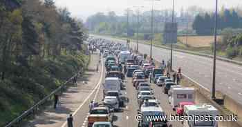 M5 traffic: Crash causing delays on motorway near Bristol - updates