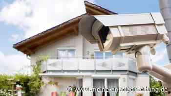 Diese Überwachungskameras schützen Sie vor Einbrechern