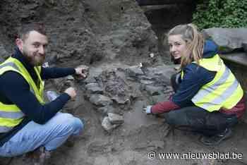 """Eeuwenoude antropomorfe graven kunnen bewijs leveren over voorganger Onze-Lieve-Vrouwekerk: """"Nog unieker dan de beschilderde grafkelders"""""""