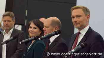 Der Weg zur Ampel-Regierung: So laufen die Koalitionsverhandlungen für SPD, Grüne und FDP ab