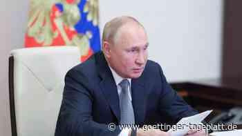 Dramatische Corona-Lage in Russland: Putin ordnet arbeitsfreie Woche an