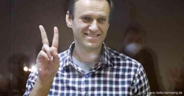 EU-Parlament ehrt Nawalny mit Sacharow-Preis