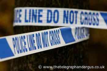 Police attend Bradford address following drugs farm report - Bradford Telegraph and Argus