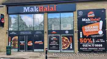 Halal burger restaurant opened in Bradford