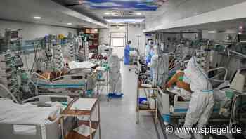 Dramatische Covid-19-Lage in Rumänien: Überfüllte Kliniken, knapper Sauerstoff - DER SPIEGEL