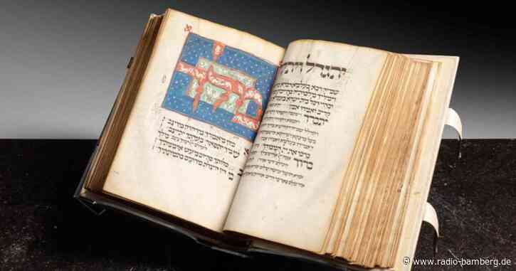 Gebetsbuch aus Bayern in USA für Rekordpreis versteigert