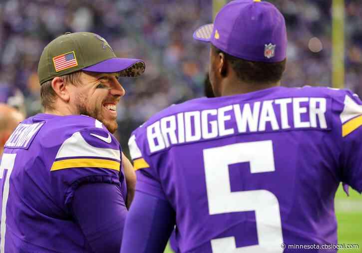 Battle Of Beloved Vikings: Case Keenum, Teddy Bridgewater Starting Broncos-Browns Game