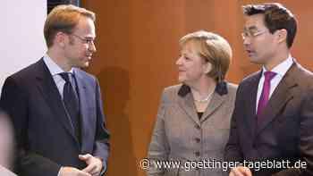 Weidmann-Rücktritt: Merkels Mann an der Bundesbankspitze geht zeitgleich mit ihr