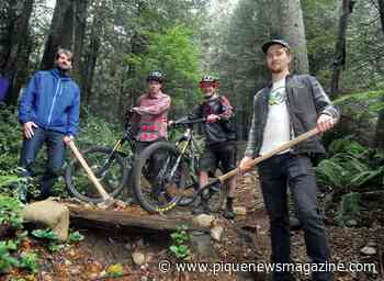 NSMBA to maintain first-ever sanctioned downhill bike trails on Hollyburn Mountain - Pique Newsmagazine