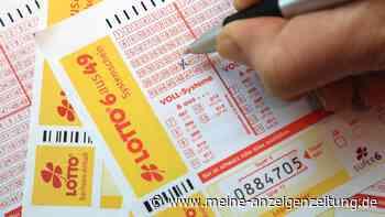 Lotto am Mittwoch: Hier finden Sie die Gewinnzahlen vom 20. Oktober