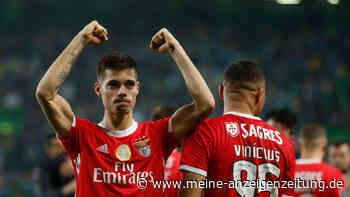 FC Bayern bei Benfica Lissabon heute im Live-Ticker: Ex-Löwe stichelt gegen FCB