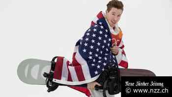 Shaun White – der Snowboard-Star über seine schwierigste Zeit - Neue Zürcher Zeitung - NZZ