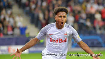RB Salzburg gegen Wolfsburg heute im Live-Ticker: Adeyemi trifft kurz nach Anpfiff - Nmecha kontert