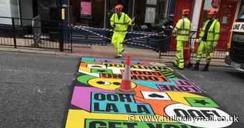 Women's campaigner slams new 'Mario Kart' road crossings for 'catcalling' slogans