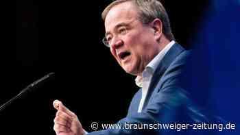 Laschet: Falsche Strategie der Union führte zu Niederlage
