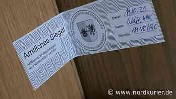Frau in Neubrandenburg angezündet - Polizist schweigt - Nordkurier