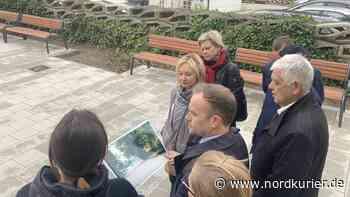 ▶ Neugestalteter Kulturpark in Neubrandenburg eingeweiht - Nordkurier