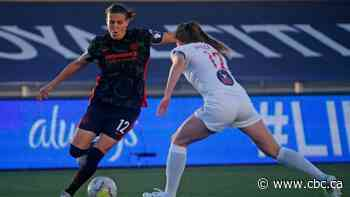 Christine Sinclair looking to lead Portland to another trophy after winning Olympic gold