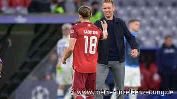 Aufstellung des FC Bayern gegen Benfica: Neuzugang feiert Startelf-Debüt - Sorge um Nagelsmann
