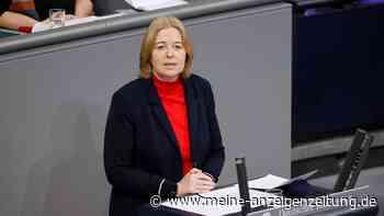 Bas nächste Bundestagspräsidentin? SPD stellt Überraschungs-Kandidatin im Parlament zur Wahl