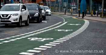 Decision on future of Hull's new-look cycle lanes set for December