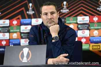 """Brian Priske beseft dat het van moeten is voor Antwerp: """"Verliezen en het wordt zeer moeilijk"""""""