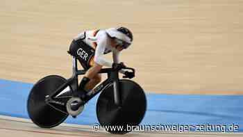 Deutsches Bahnrad-Trio mit zwei Weltrekorden vor WM-Finale