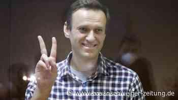EU-Parlament ehrt Kremlkritiker Nawalny mit Sacharow-Preis