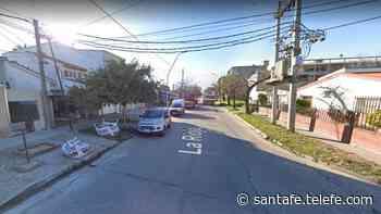 Santo Tomé: tránsito restringido por obras de bacheo en calle La Rioja - Telefe Santa Fe