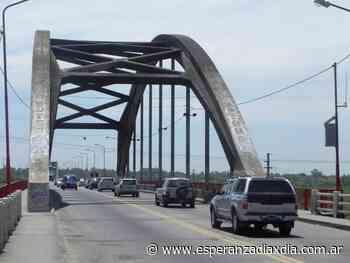 Perotti admitió que el puente Santa Fe-Santo Tomé «no está en el presupuesto nacional» - Esperanza DíaXDía