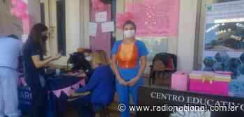 Concientización por el cáncer de mama en Santo Tomé - Radio Nacional