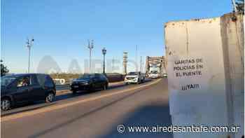 Confirmado: incluirán el nuevo puente Santa Fe-Santo Tomé en el Presupuesto 2022 - Aire de Santa Fe
