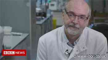Covid vaccine pioneer: Lives depend on science funding