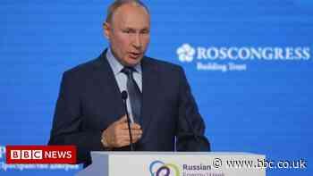 COP26: Russia's Vladimir Putin will not attend climate summit